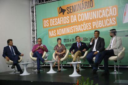Abertura do Seminário no Maranhão